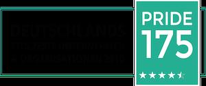 Logo PRIDE175